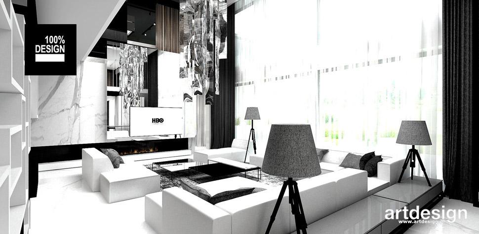 modne wnętrze design