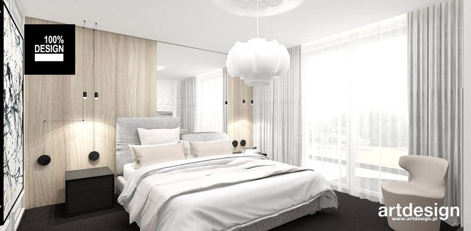 sypialnia aranżacje artdesign