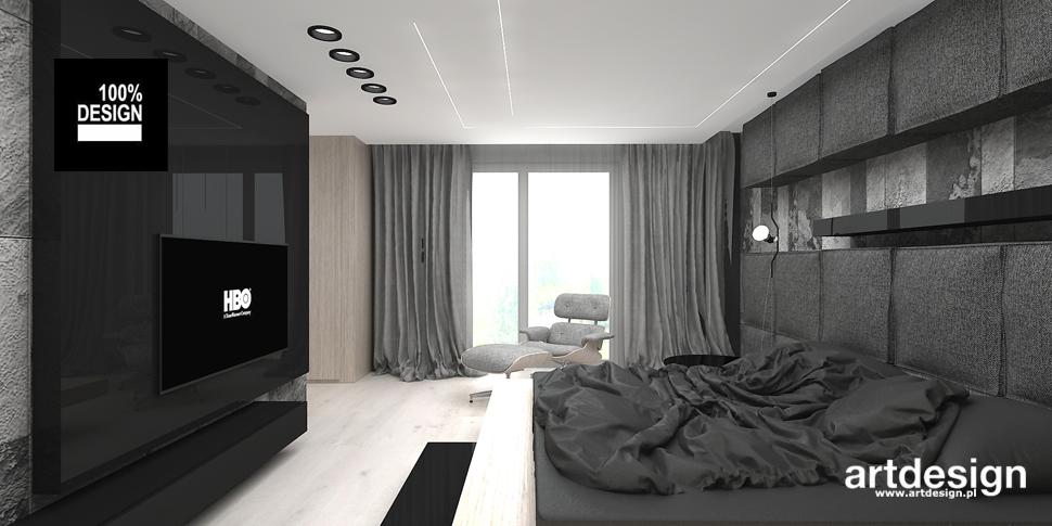 minimalistyczne wnętrze projekt