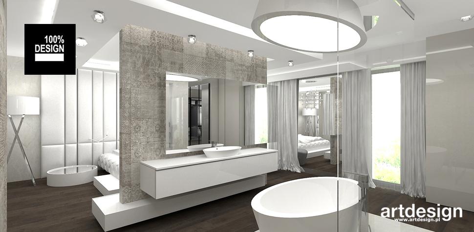 luksusowa łazienka aranżacja
