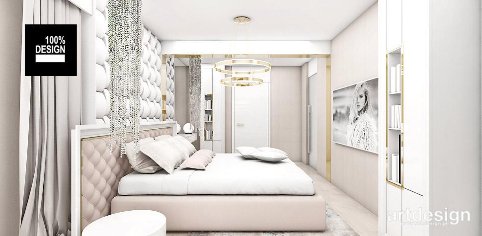 projekt sypialni wnetrza