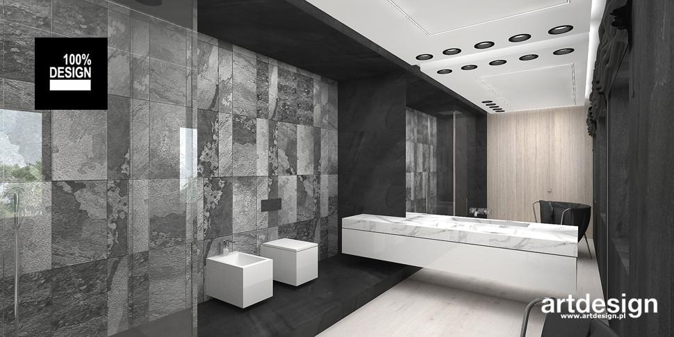 oryginalna łazienka projekt