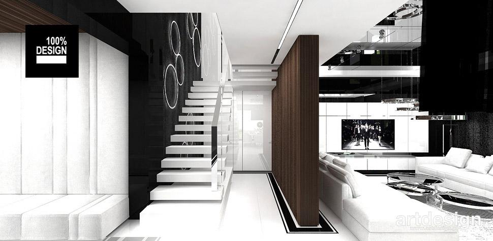 projektowanie wnętrz dom