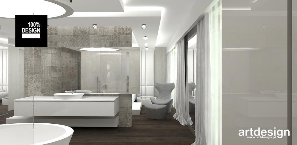 funkcjonalna łazienka projekt