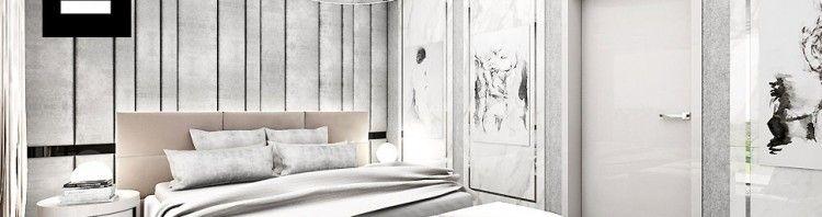 projektowanie sypialni wnetrza