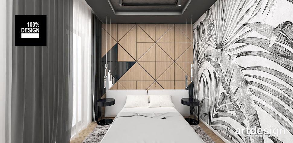 sypialnia pokój gościnny