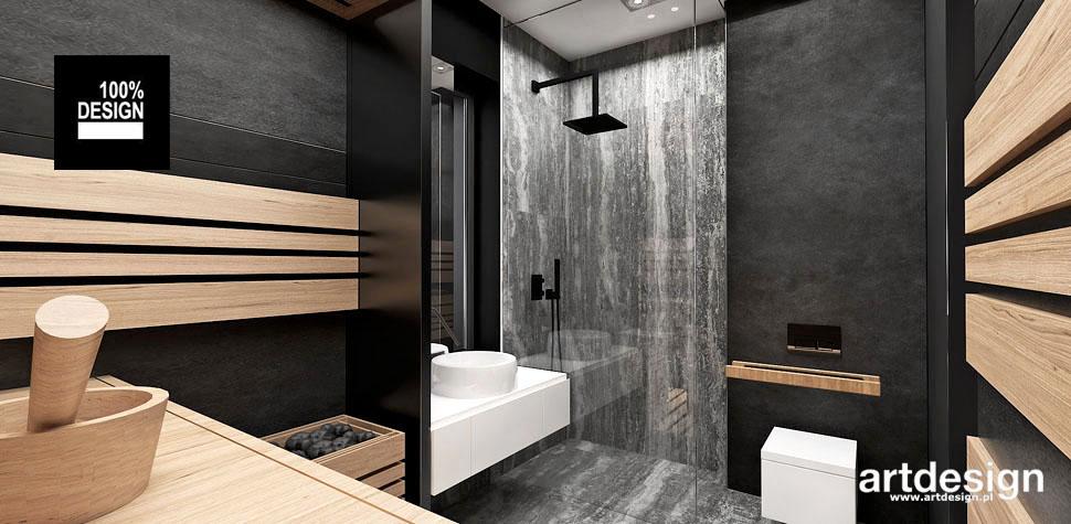 domowe spa sauna inspiracje