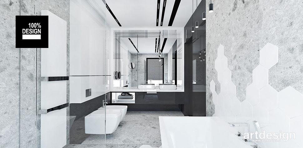 łazienka wnetrza projekty