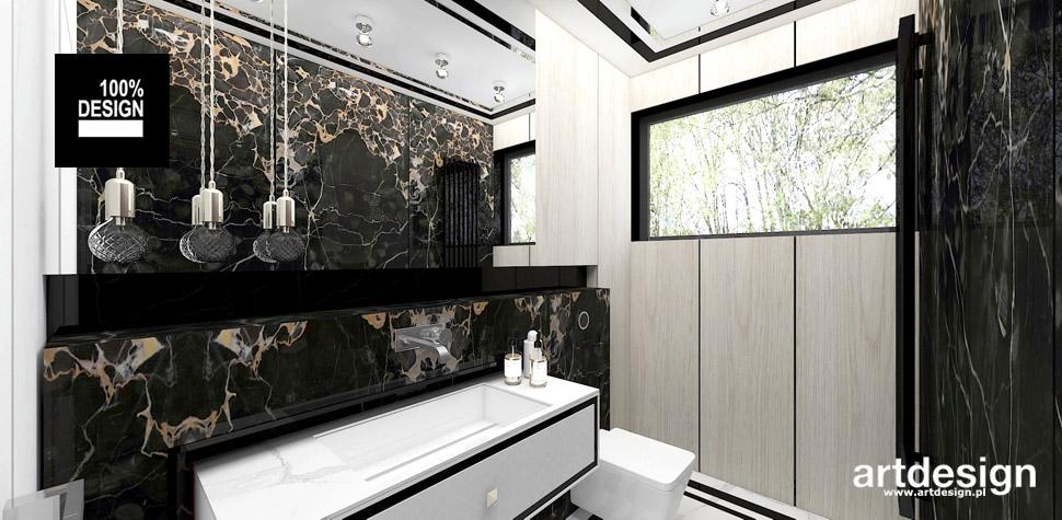 aranżacje łazienek projekt