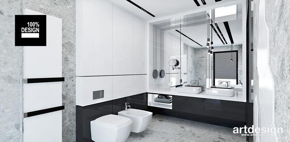 projektant łazienek domów wnetrza