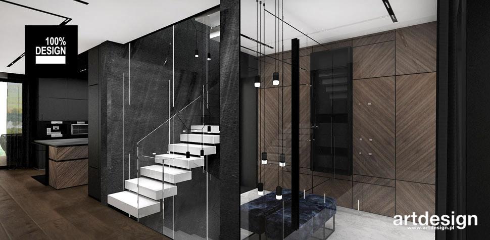 aranżacja nowoczesnego domu