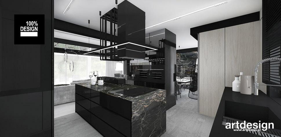 nowoczesna kuchnia artdesign