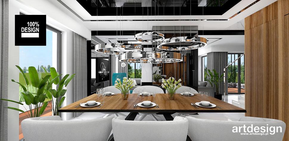 nowoczesny design we wnętrzach