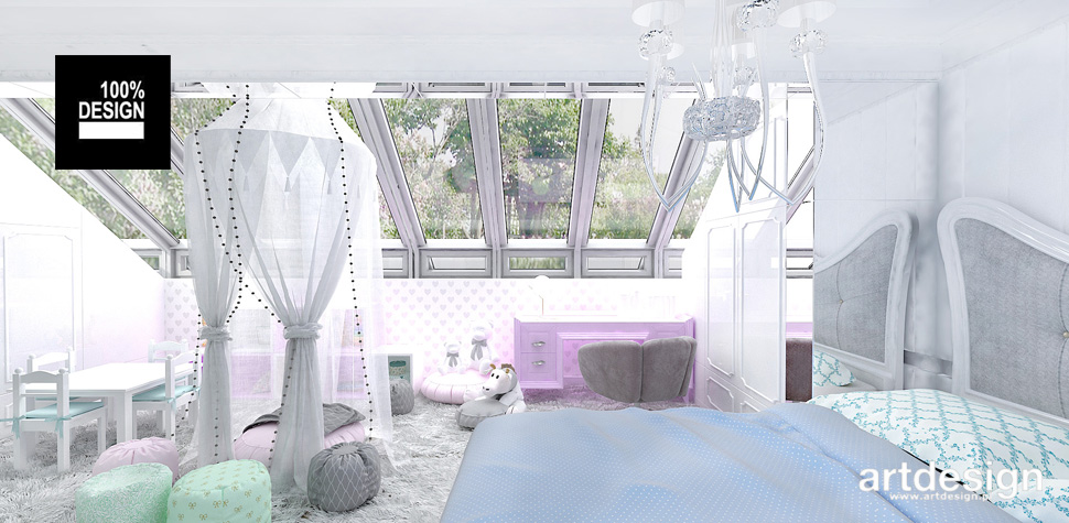 projektowanie wnętrz pokój dziecka