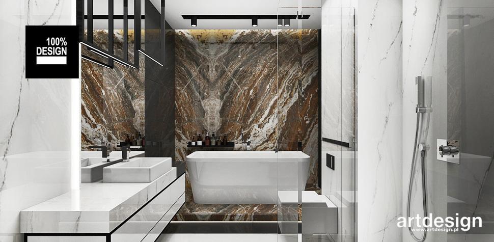 projekt łazienki aranżacja