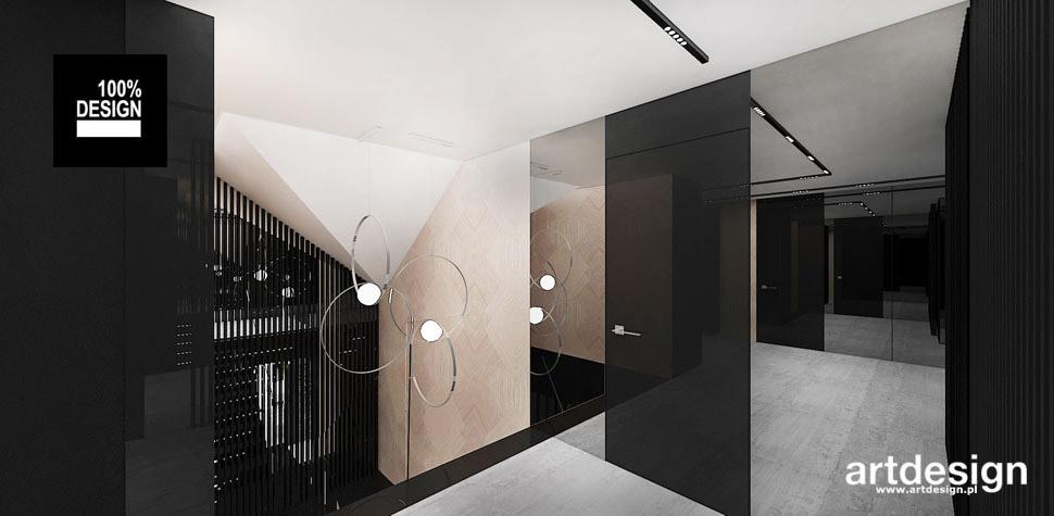 nowoczesny styl projektowanie wnętrz