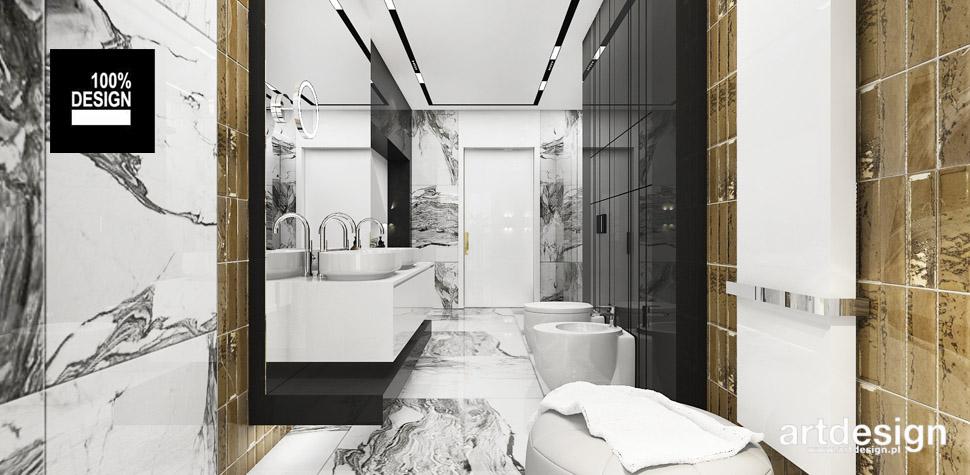 luksusowa łazienka projekty