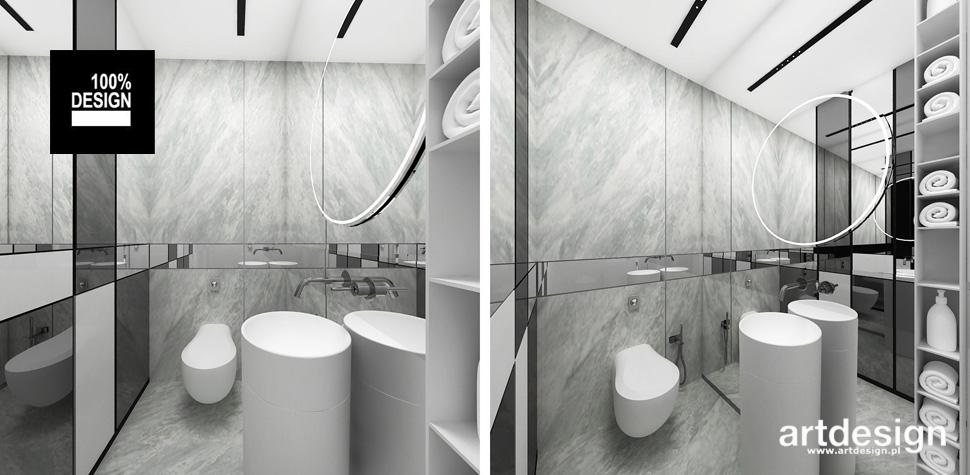 aranżacja wnętrz łazienek