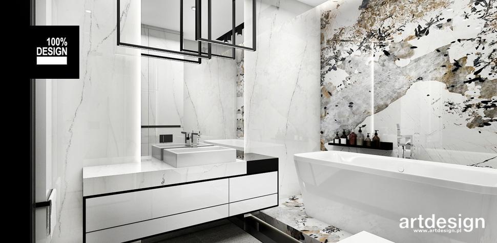 projekt łazienki aranżacje wnętrz