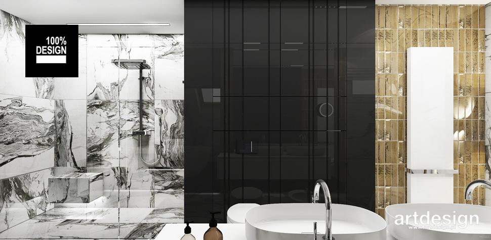 elegancka łazienka dekoracje