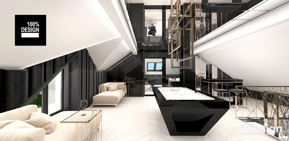 nowoczesny dom architektura wnętrz