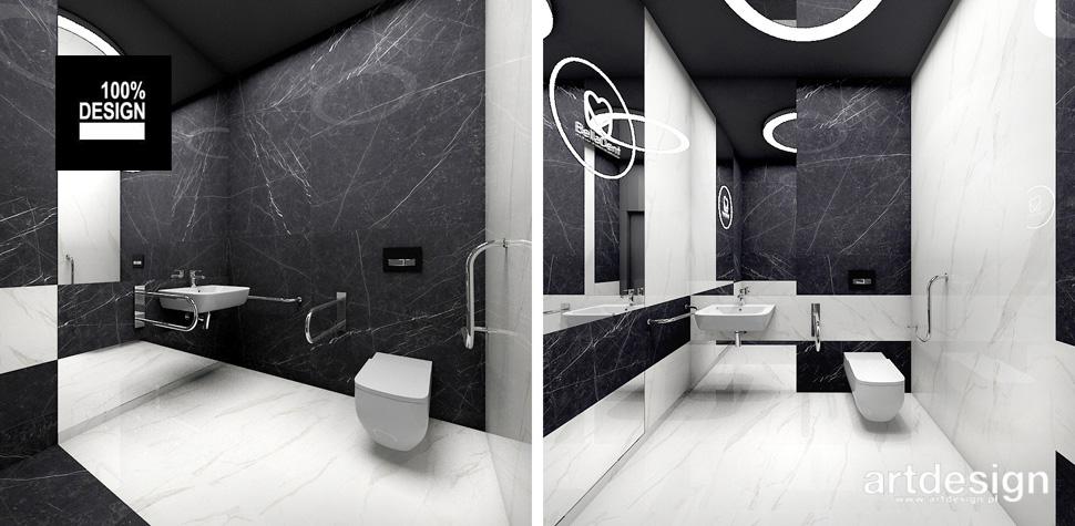projekt łazienki architekt wnętrz