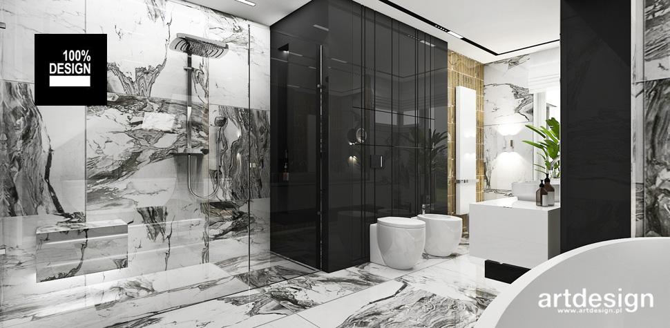 łazienka wizualizacja wnętrza