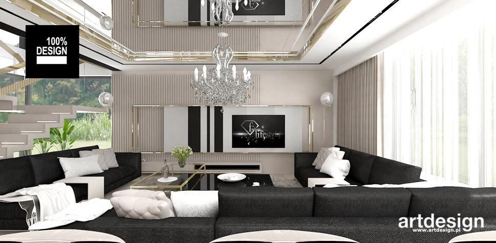 projekt salonu artdesign