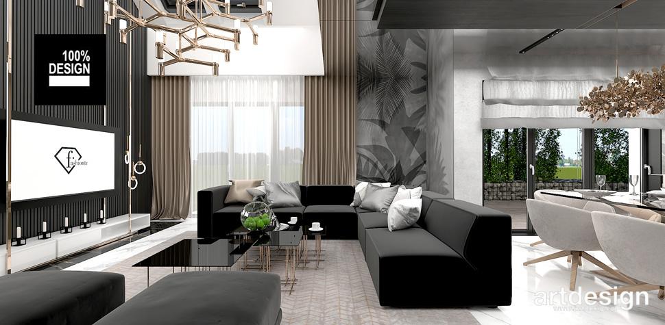 nowoczesny dom artdesign