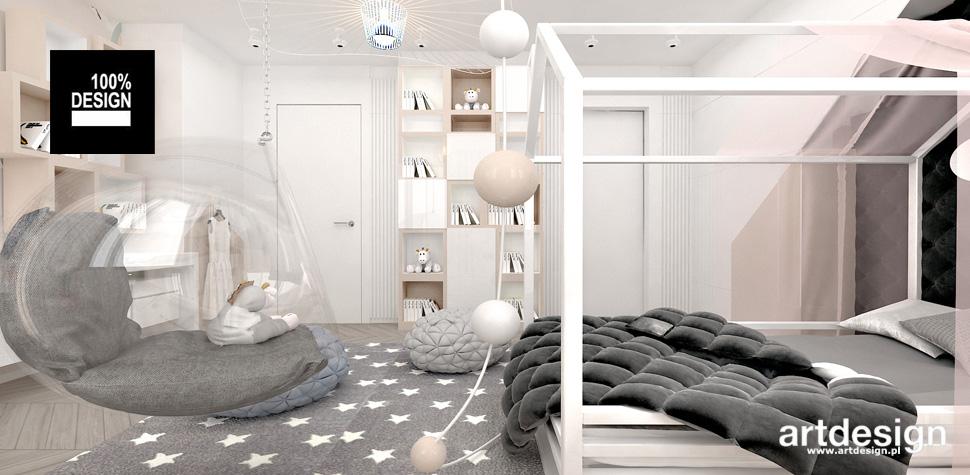 projektowanie wnętrz domów mieszkań