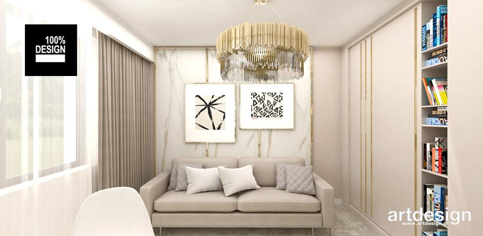 elegancki design wnętrz trendy