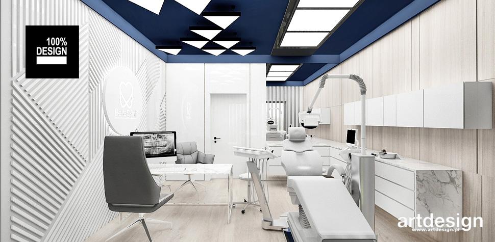gabinet stomatologiczny wnętrze