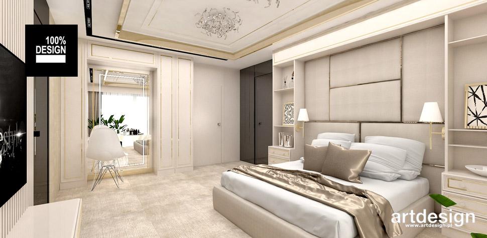 najlepsze projekty wnętrz sypialnia