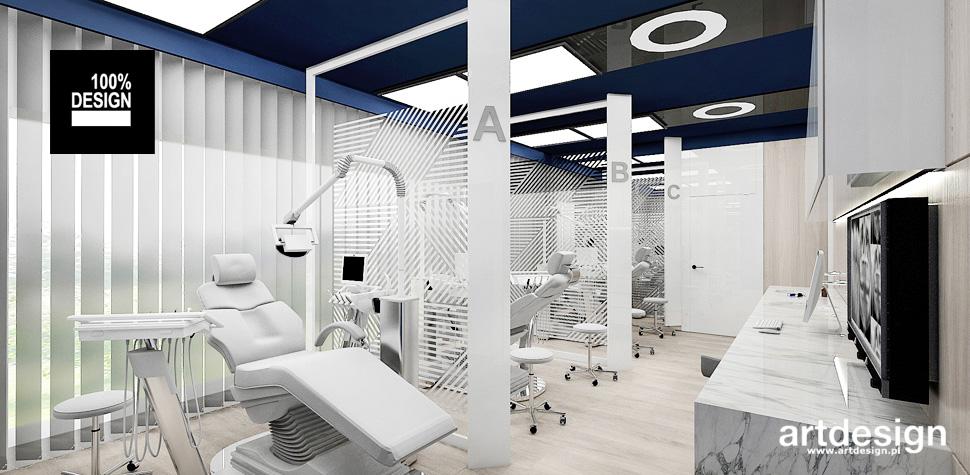 gabinet dentystyczny wnętrze