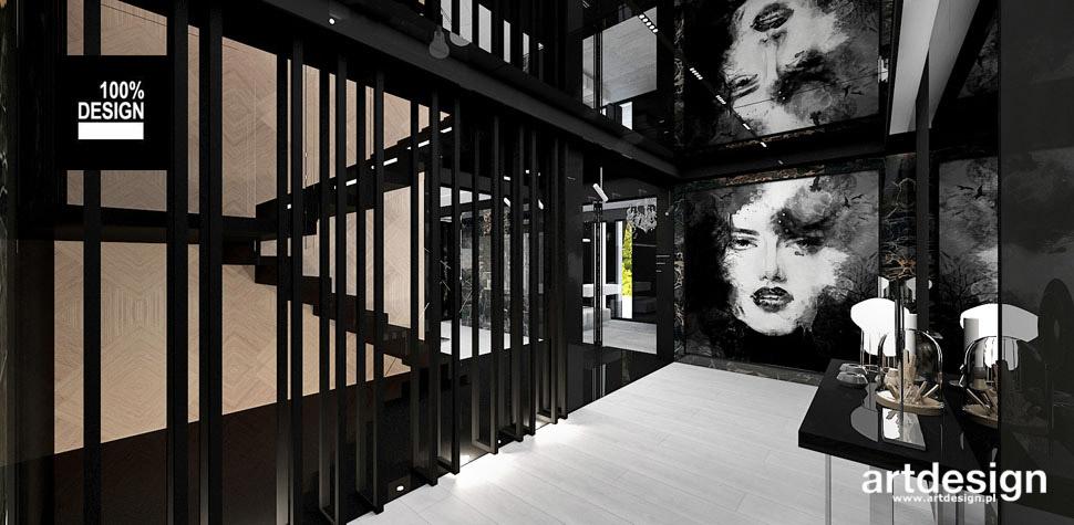 projektowanie wnętrz inspiracje dom