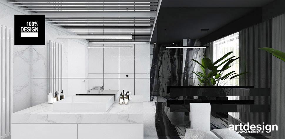 piękna łazienka projekt