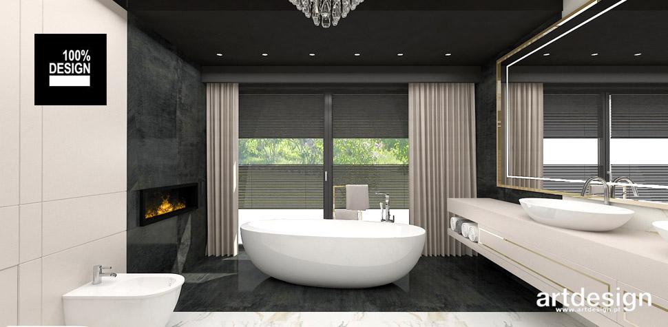 salon kąpielowy wnętrze projekt