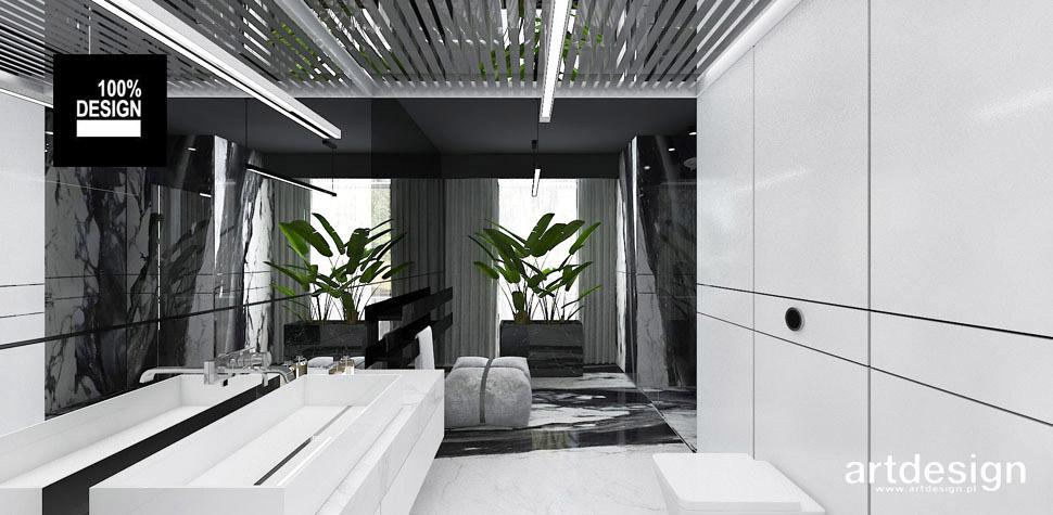 wnętrza inspiracje łazienka