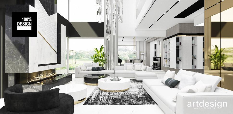 elegancki projekt domu