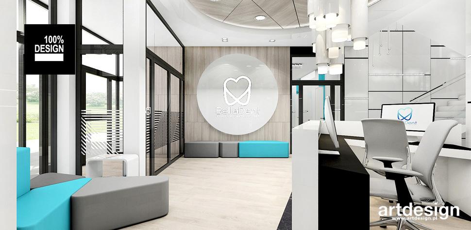 belladent klinika wnętrze