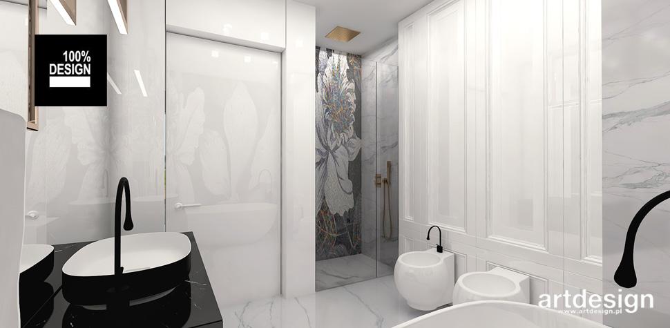 elegancka łazienka inspiracje
