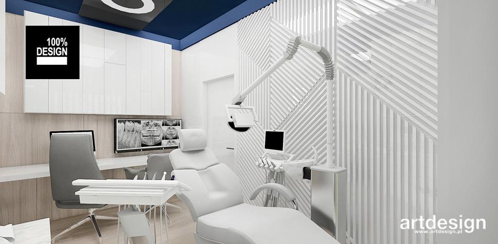stomatolog gabinet wnętrze