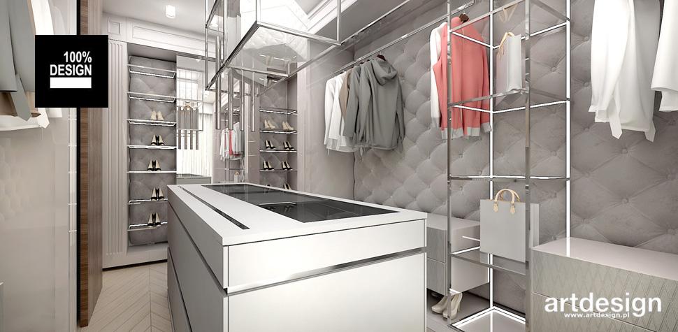 garderoba w mieszkaniu projekt