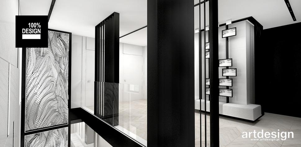 architektura wnętrz dom projekt