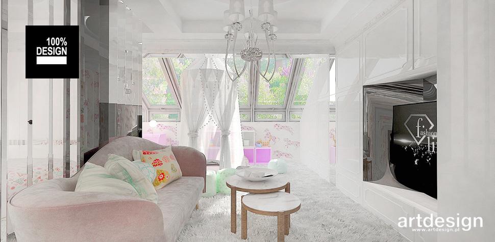 projektant wnętrz domów