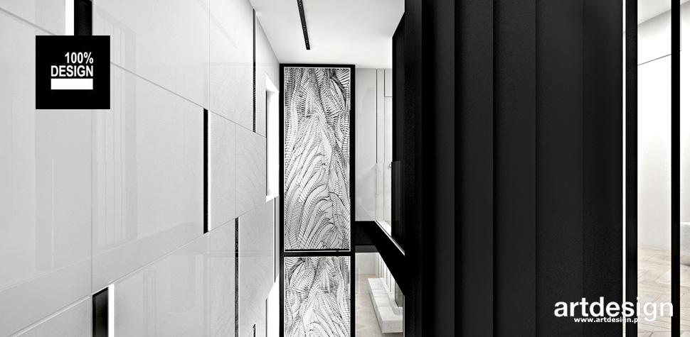 wnętrze domu architektura design