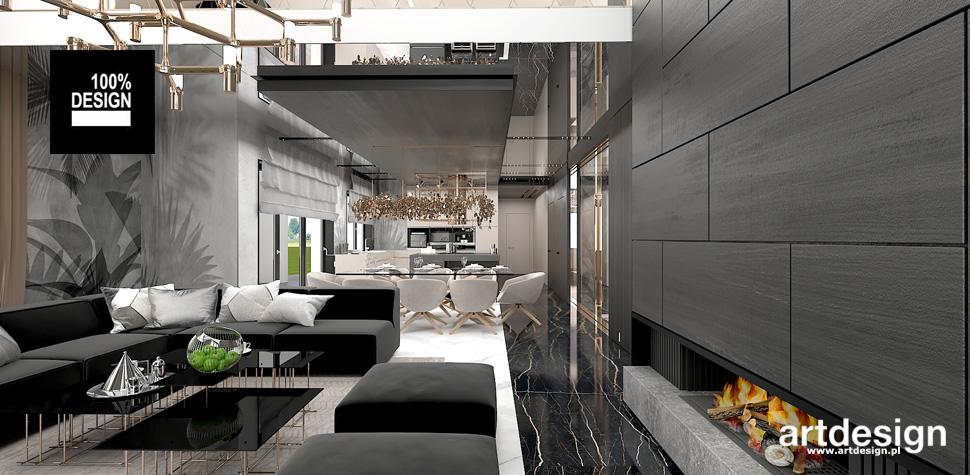 niepowtarzalny design wnętrz domu