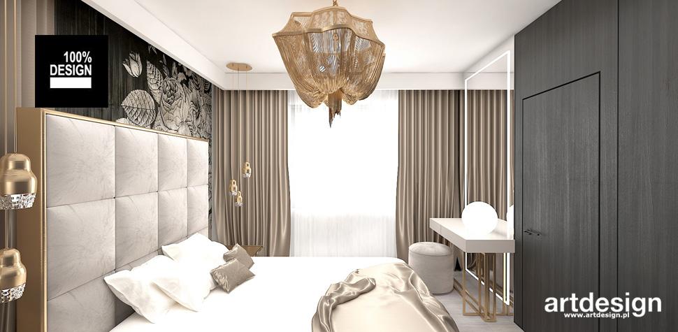 elegancka aranżacja sypialni pomysły