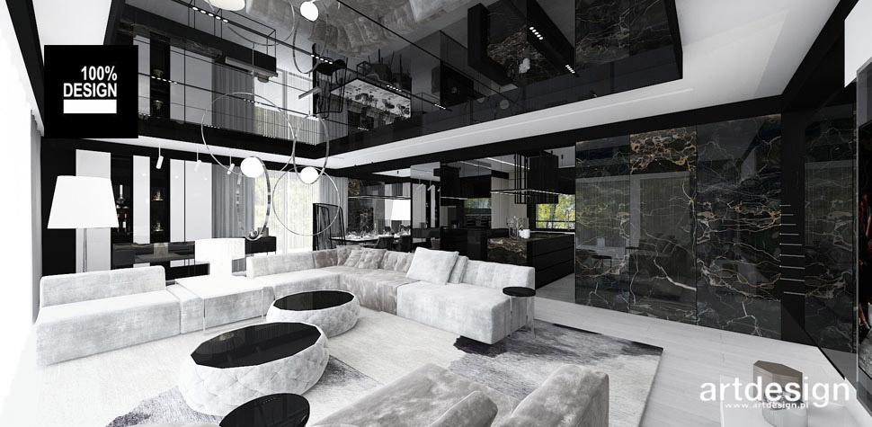 luksusowe aranżacje domów