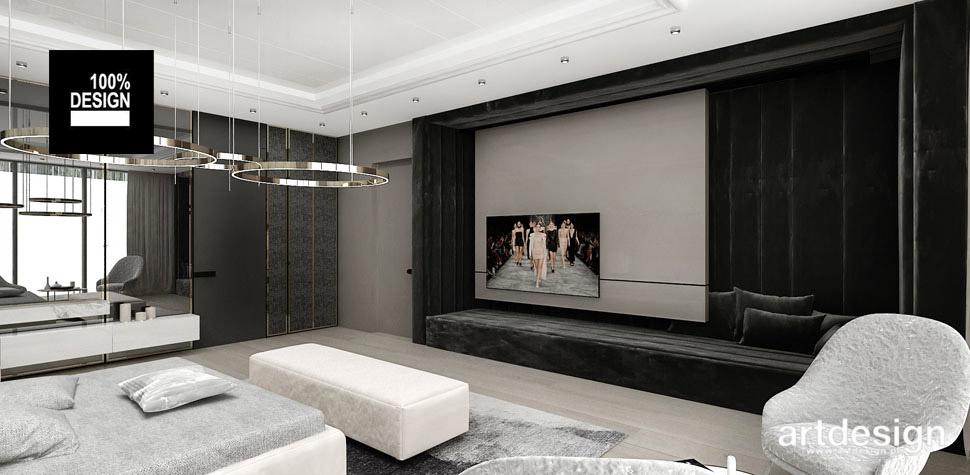 elegancka sypialnia rezydencja